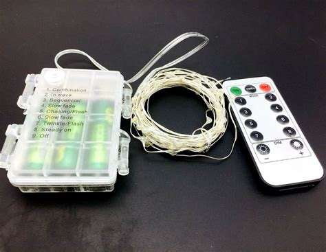 battery operated christmas lights with remote popular lights box buy cheap lights box lots from china