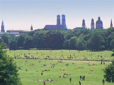 Englischer Garten Munchen Tickets by M 252 Nchen Englischer Garten Munich