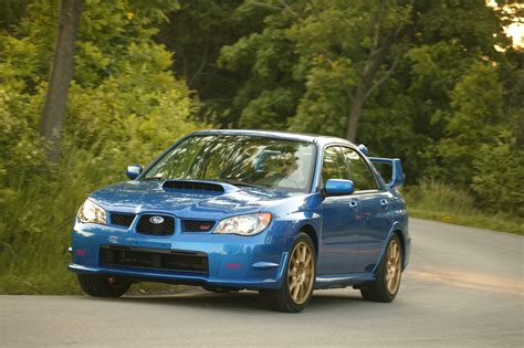 2006 Subaru Impreza Wrx Sti Review
