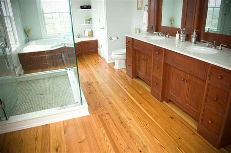 Longleaf Lumber   Reclaimed #3 Rustic Heart Pine Flooring