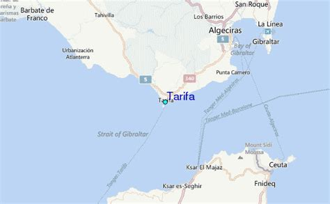tarifa tide station location guide