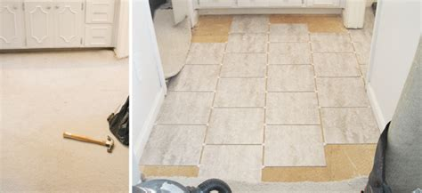 stick on tiles for bathroom walls grouted vinyl peel stick tile hometalk 25778
