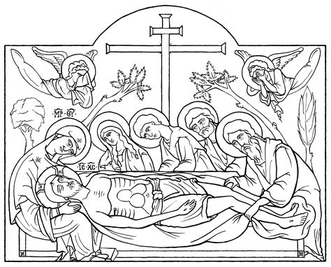 disegni da colorare riverdale the icon of the epitaphios icons black and white in