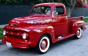 1952 Ford F1 - Rust Free California Truck