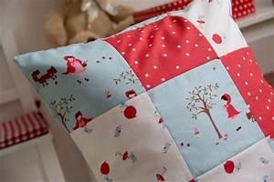 Kissen Selbst Nähen : volksfaden pattydoo patchwork kissen ~ Watch28wear.com Haus und Dekorationen