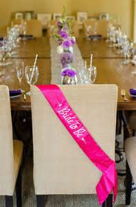 bridal shower chair kara 39 s party ideas purple silver bridal shower