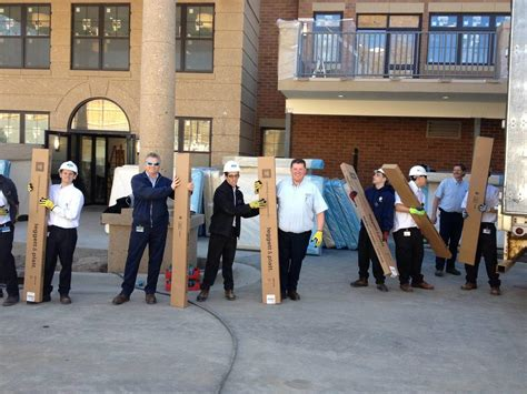 church donates furniture to new expansion of ronald
