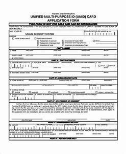 Sample social security form 7 examples in pdf for Documents for social security replacement