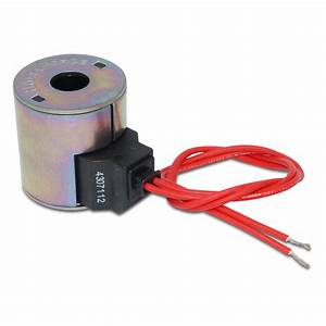 Hydraforce 4307112 Solenoid Valve Coil  Wire Leads  Zener