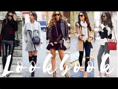 2017 Fall u0026 Winter 2018 Outfit Ideas - YouTube