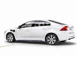The S60l Pphev  Petrol Plug-in Hybrid Electric Vehicle  Concept Car