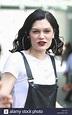 Jessie J aka Jessica Cornish leaves the Radio 1 studios ...