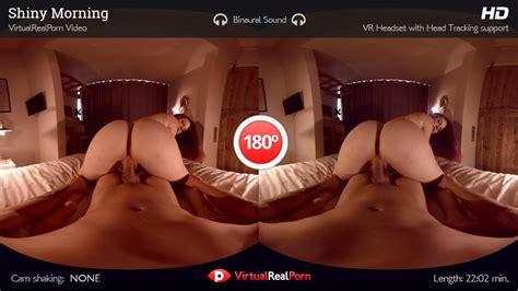 Shiny Morning Virtual Real Porn Trailer Vr Porn Virtual Reality Sex