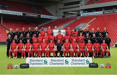 Liverpool Fc Wallpapers Backgrounds Squad Lfc Desktop