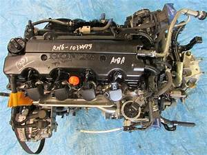 Honda Civic R18a Manual 5 Speed Transmission 2006