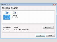How do I start the Scanner and Camera Wizard in Windows