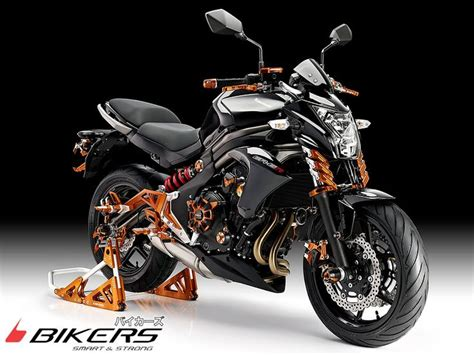 Kawasaki Er 6n Modification by 17 Best Images About Kawasaki Er6n On An
