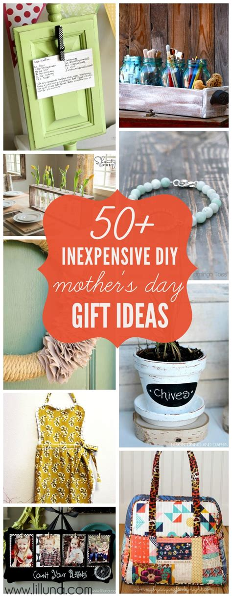 diy gift diy mother s day gifts for under 5