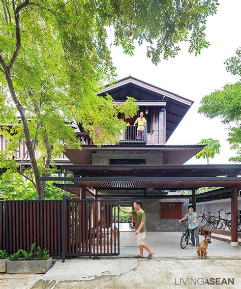 Tropical Traditional Home by 10 Inspiring Modern Tropical Houses In Southeast Asia