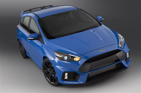 New York 2015: NAFTA Spec Ford Focus RS Revealed   The