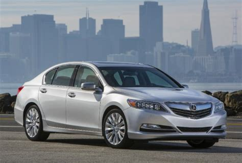 2014 rlx is the most sophisticated acura ever ny daily news
