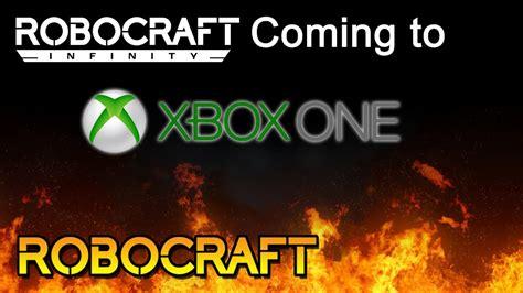 robocraft infinity coming  xbox  youtube