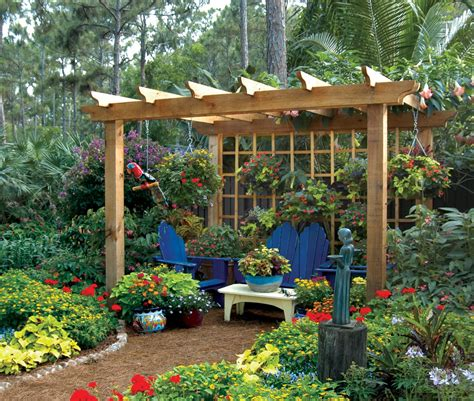 Outdoor Living Structures For The Palm Beach Landscape