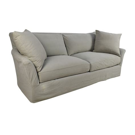 crate and barrel settee 70 crate and barrel crate barrel willow