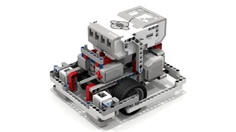 Vance Panthers First Lego League Robot Design For Lego