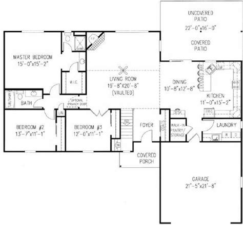 pin  troy peters  house plans rectangular  images house plans  story  house