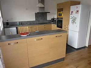 Meuble Séparation Conforama : meuble de separation pour cuisine ouverte cuisine en image ~ Melissatoandfro.com Idées de Décoration