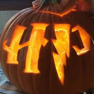 harry potter pumpkin carving templates - boo 16 spooky and amazing literary pumpkins amreading