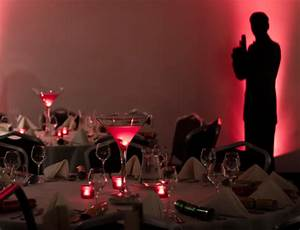 James Bond Party in Milton Keynes, Northampton & Bedford