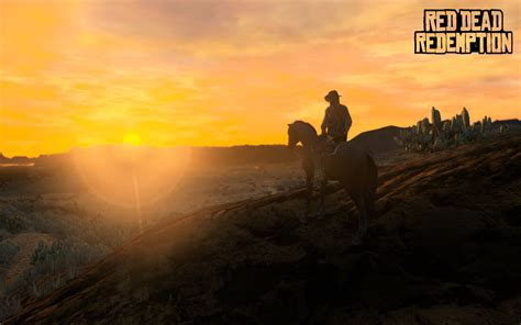 Red Dead Redemption Wallpapers Pc Games Wallpapers