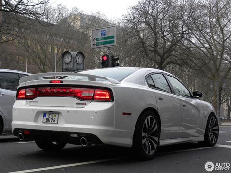 2012 Charger Srt by Dodge Charger Srt 8 2012 4 April 2012 Autogespot