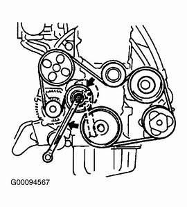 2001 Suzuki Swift Serpentine Belt Routing And Timing Belt Diagrams