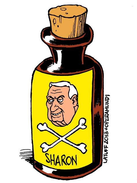 poison picture timely toons the poison that killed arafat desertpeace