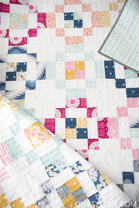jelly rings quilt pattern quilty