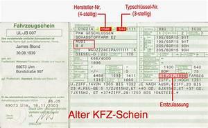 KFZ-Schein-Infos - Autoverwertung Rottegger