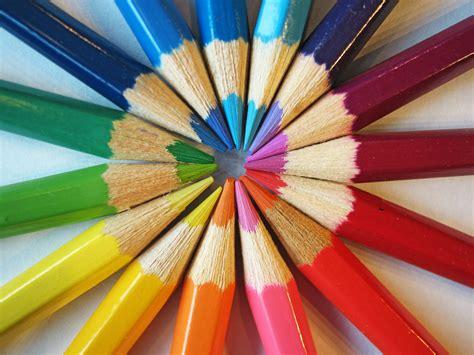 pencils images colored pencils hd wallpaper  background