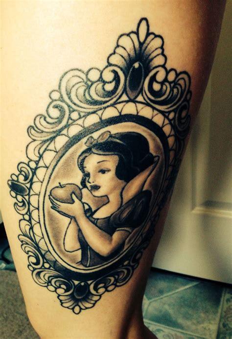 Snow White Tattoo  My Snow White Obsession Pinterest