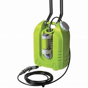 Nettoyeur Haute Pression Portable : nettoyeur haute pression aqua2go pro lithium portable ~ Dailycaller-alerts.com Idées de Décoration