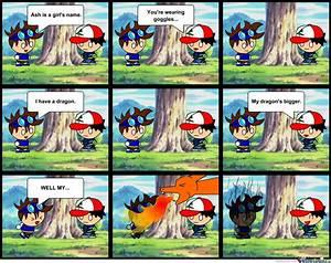 ash vs tai pokemon vs digimon