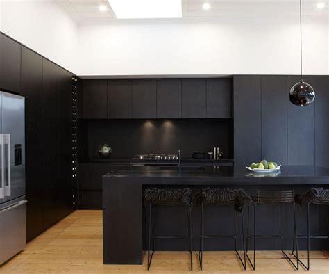 black modern kitchen cabinets the modern kitchen in 2018 matte makes a statement semfim 4734