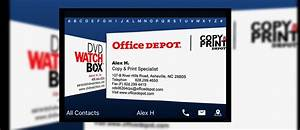 Best free business card app for ipad image collections for Free business card app