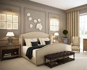 Dazzling tufted bed with uphostered headboard design ideas for Bedroom furniture sets tyler tx