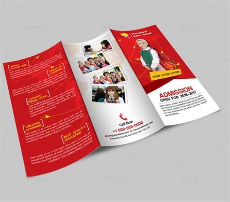 preschool brochures ai psd google docs apple pages