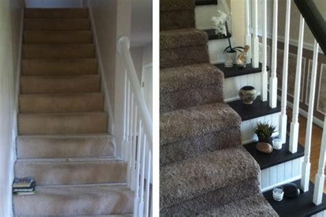 Beadboard Staircase : Diy Staircase Remodel