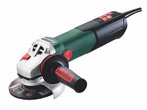 Metabo WEA 15-125 Quick 240v 125mm Angle Grinder
