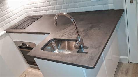 plan travail cuisine beton cire beton cire plan de travail cuisine digpres